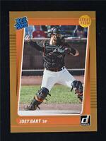 2021 Donruss Baseball Rated Rookies Artist Proof #36 Joey Bart  /10