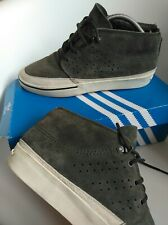 Adidas Originals  Men's Trainers Size 10 grey suede Ransom scott boots skate