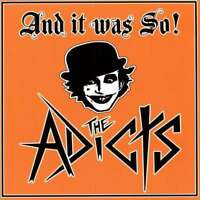 The Adicts - And It Was so ! NEU LP