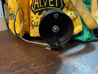 "Vintage Alvey 450 A1 Fishing Reel, 4 1/2"" Bakelite Spool"