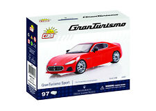 COBI 24561 Maserati GranTurismo rot 97 Bausteine - Tolles Modell viel Bauspaß !