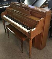 "STEINWAY & SONS Model F 42"" Walnut Upright Piano -  Bosendorfer Bluthner Yamaha"