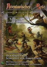 Aventurischer Bote #135-Das Schwarze Auge-Der Orden der Schlange der Erkenntnis
