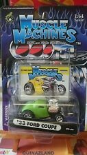 Muscle Machines '33 Ford Coupe (9962)