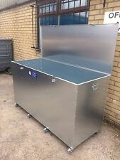 Ani-Mate Single Compartment MOBILE Horse Animal Feed Bulk Storage 1050L 600kgs
