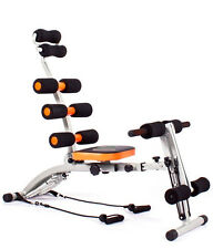 Deemark ab core six pack care multi exercise total abdominal workout machine