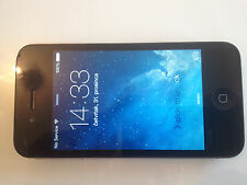 Apple iPhone 4 - 16GB Black Locked To Vodafone UK Smartphone