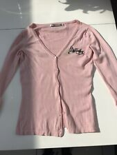 Wheels And Dollbaby Pink Cardigan Size 8-10