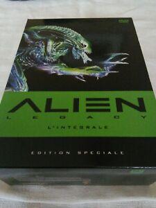 ALIEN DVD. 4 DVD +Coffret .
