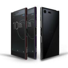 For Sony Xperia XZ2 XA1 Ultra Luxury Aluminum Metal Slim Bumper Frame Case Cover