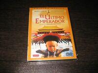 Il Ultimo Imperatore DVD De Bernardo Bertolucci Sigillata Nuovo
