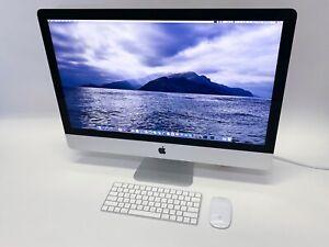 """Mid 2017 Retina 5K iMac 27"""" 3.5GHz i5/16GB/1TB Fusion/Radeon Pro 575 MNEA2LL/A"""