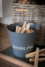 Garden Trading Fireplace Log Baskets & Holders