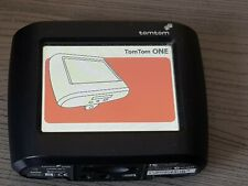 GPS tomtom one 4n00-001 bluetooth europe-cartes seule sans accessoires