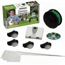 Perimeter Technologies Ultra Comfort Contact Inground Fence 4 Dog 2 acre 20ga