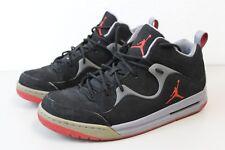 Nike Air Jordan Flight TR  97 Black Fire Red Cement Gray Size 9 - 574417 d0d773f5e