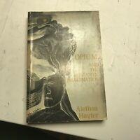 Alethea Hayter OPIUM AND THE ROMANTIC IMAGINATION 1st Ed '70 2nd Print PB uspres