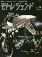 Moto Legend Vol.2 Suzuki Katana book photo Yoshimura detail history GSX 1100S
