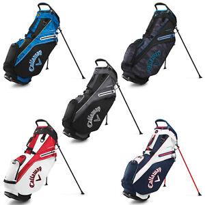 Callaway Mens Fairway 14 Golf Stand Bag 14 Way Full Length Lightweight NEW
