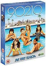 90210 THE FIRST SEASON ONE 1 6 DISC BOX SET PARAMOUNT UK REGION 2 DVD NEW SEALED