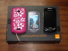 Samsung Monte S5620 (MM148) Fulling Working in Original Box -  Orange/EE