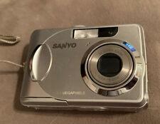 Sanyo Digital Camera Vpc503 5 MP Super Zoom