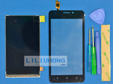 For Huawei Ascend Y635 Touch Screen Digitizer Glass Repair + LCD Display Black