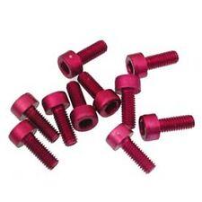 OFNA Aluminum 3x8mm Hex Cap Head Screws (10) Purple, 10956