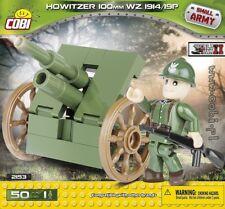 COBI Howitzer 100mmWz1914/19 P/ 2153 /50 blocks WWII Czechoslovak gun Small Army
