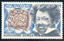 STAMP / TIMBRE DE MONACO N° 839 ** ALEXANDRE DUMAS