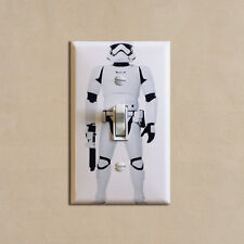 Funny Star Wars Stormtrooper Inappropriate - Light Switch Covers Home Decor