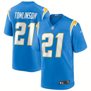 New NFL LaDainian Tomlinson Los Angeles Chargers Nike Game Retired Player Jersey