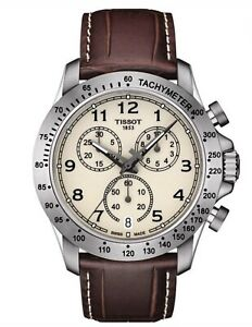 Tissot T106.417.16.262.00 Designer T-Sport V8 Brown Watch Men's T1064171626200