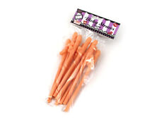 10Pcs WILLY DRINKING NUDE HENS NIGHT GAMES PARTY PENIS DICK STRAWS 18.5CM