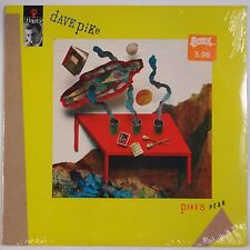 DAVE PIKE: Pike's Peak SEALED Jazz EPIC Masters VINYL LP Rare