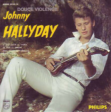 ☆ CD Single Johnny HALLYDAY Douce violence 4-track ☆ 9837983