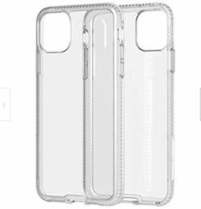 Tech21 Pure Clear Protection Case Cover Bumper For Apple iPhoneX/11/12/Pro Max