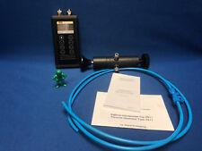 LR-Cal 2911 & MP330 Pressure Test Pump & Digital Manometer in Hard Case