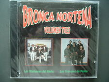 Bronca Nortena - Volumen Tres, Neu OVP, CD,