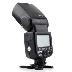 DYD Godox V860II-S 2.4G TTL HSS 1/8000 Wireless Blitz mit Akku für Sony Kamera