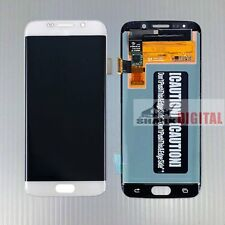 LCD Display + Touch Screen Digitizer for Samsung Galaxy S6 Edge G925F White