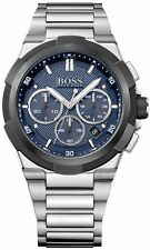 Hugo Boss - Men's Supernova Stainless Steel Chronograph Watch - 1513360