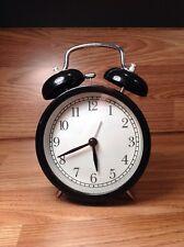 IKEA Dekad Alarm Clock Clocks Black