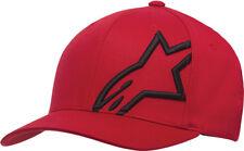 Alpinestars Corp Shift 2 Flexfit Hat-Red-L/XL  Mens 1032-81008-3010-LX