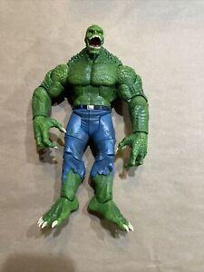 """DC Comics Multiverse Killer Croc COMPLETE Lot Batman Figure parts BAF CAC 10"""""""