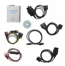 KWP2000 + Plus ECU Flasher Chip Tuning KWP 2000 OBD2 II Chip Tune Remap