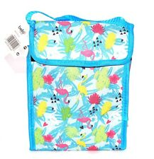 Flamingo Cool Bag Lunch Box School Office Picnic Insulated Thermal Cooler
