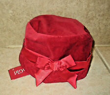 NWT American Girl Sweet Scarlet Hat For Girls S/M