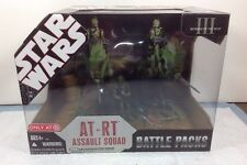 Star Wars Target Exclusive At-Rt Assault Squad