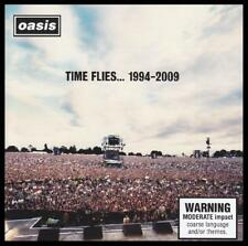 OASIS (2 CD) TIME FLIES 1994-2009 ~ BEST OF / GREATEST HITS ~ 90's POP *NEW*
